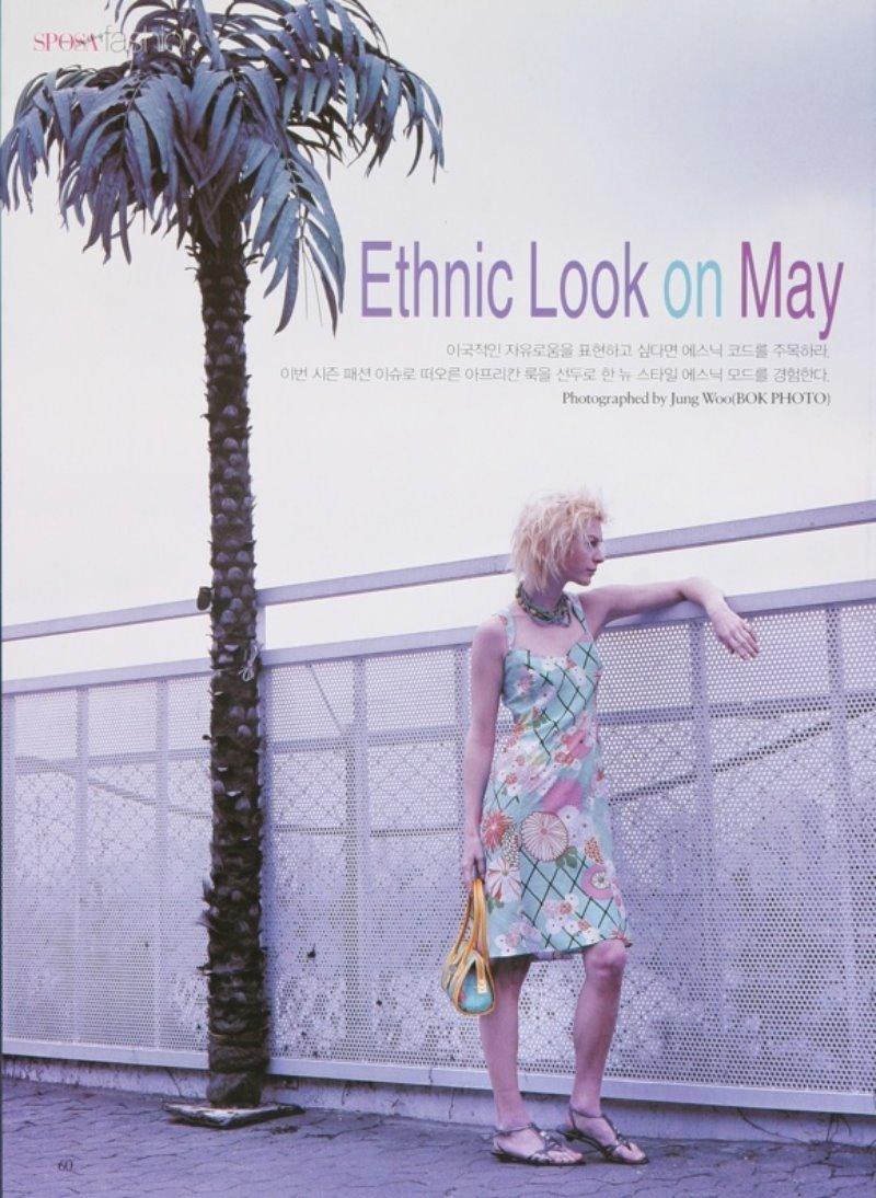 Ethnic Look on May